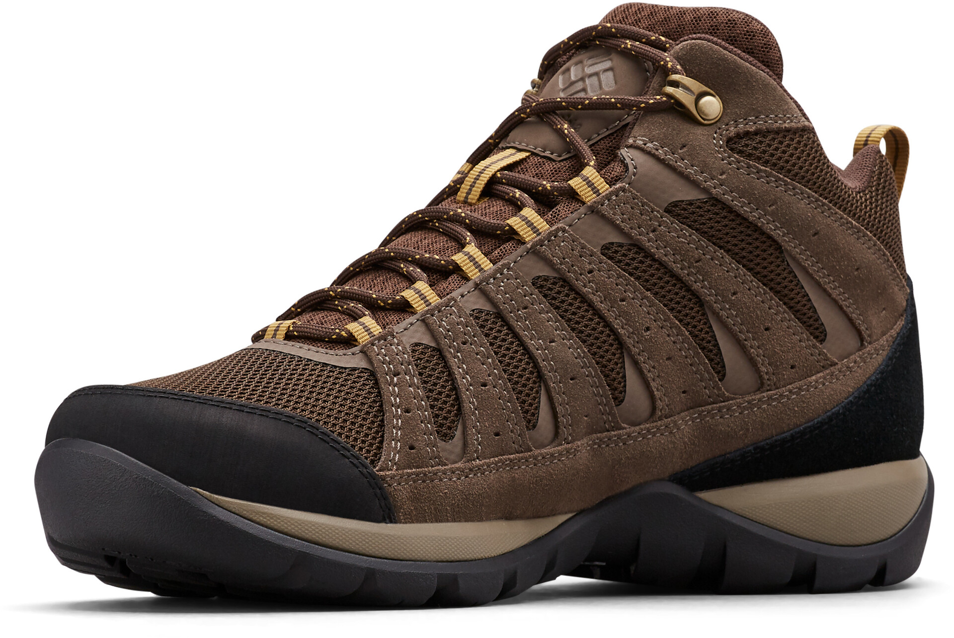 Columbia Redmond V2 WP Mid Cut Schuhe Herren cordovanbaker